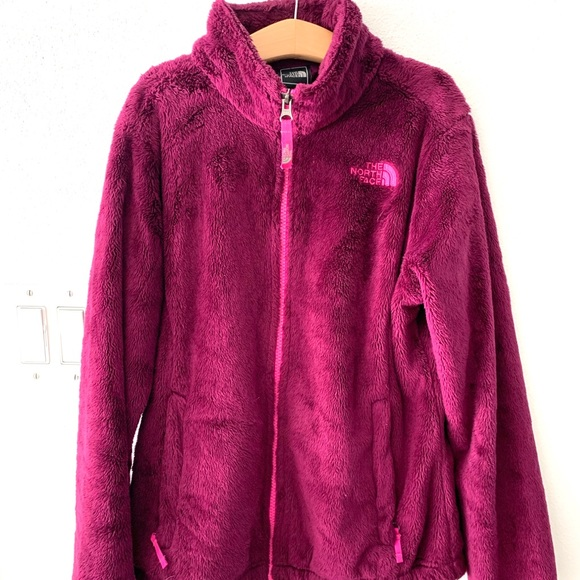 Girls Youth The North Face Jacket Coat L 14 16